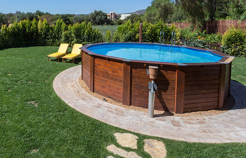 Outdoor Home Swimming Pools Types Facts More Complete Guide