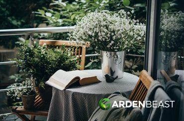 Balcony Gardens Ideas