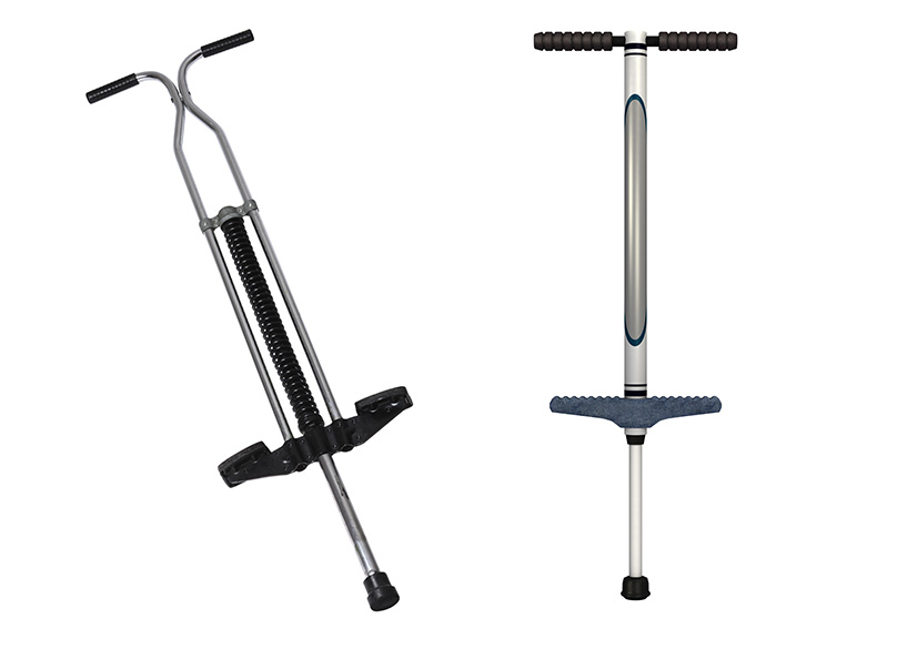 Pogo Sticks: Not just for kids!