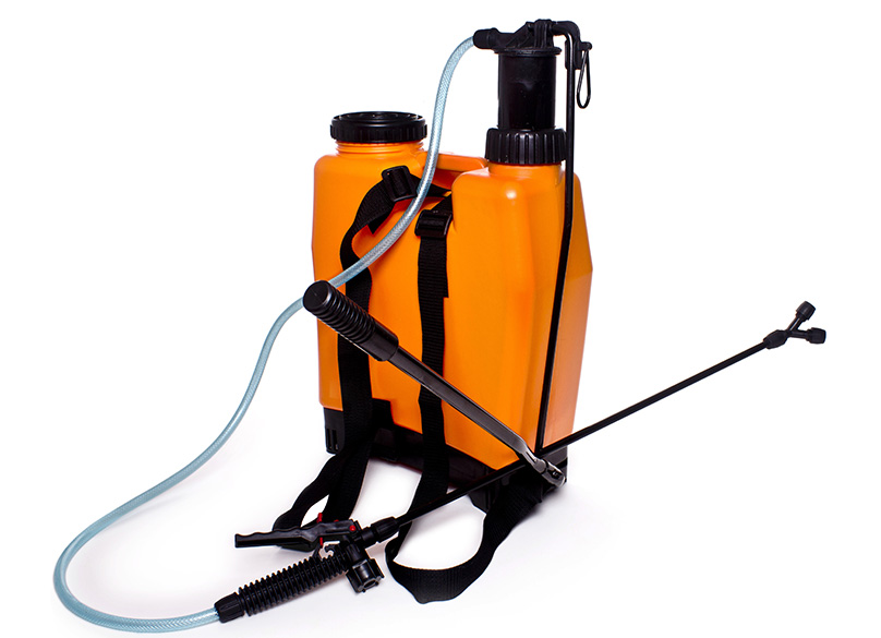 Example of a Backpack Sprayer