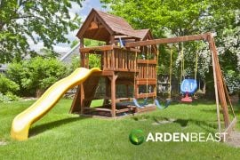 Best Outdoor & Backyard Playset